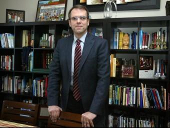 El catedràtic de Ciència Econòmica i d'Economia Financera de l'UPF Oriol Amat JUANMA RAMOS