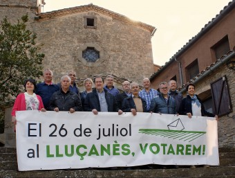 Els alcaldes de la darrera legislatura hi donaven tots suport. Els actuals també.NEUS PÁEZ / EL 9 NOU