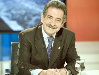Miguel Ángel Revilla, cap del govern de Cantàbria
