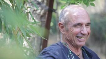 El cantant de Verges Lluís Llach, en una imatge d'arxiu. JUDIT FERNANDEZ