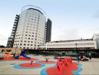 Hospital maternoinfantil Vall d'Hebron EP