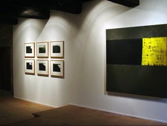 Jordi Teixidor ja va exposar a la galeria Dunev de Torroella l'any 2006 ESPAI DUNEV