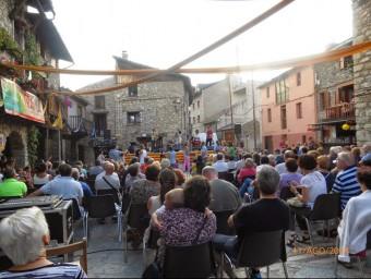 El festival Trama vol servir també d'aparador per als músics pirinencs i de punt de trobada amb altres intèrprets que tenen la muntanya i la música d'arrel com a nexe comú FESTIVAL TRAMA