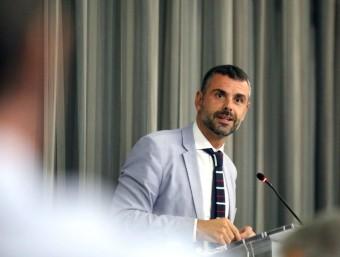 Santi Vila, conseller de Territori i Sostenibilitat QUIM PUIG