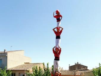 El pilar de 7 que els Nens del Vendrell van carregar ahir connecta la colla amb els mítics Nens que el 1969 van descarregar per primera vegada en el segle XX aquest mateix espadat. Aquells Nens lluitaven per liderar el món casteller JOSÉ CARLOS LEÓN