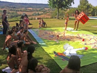 El Joc de l'Oca de la Conca de Barberà posa a prova els coneixements de la comarca E.P.N