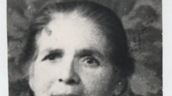 Assumpta Montaner Pibernat, una de les cosines de Verges. EPA
