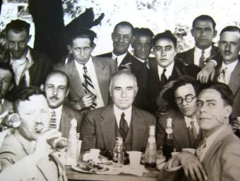 Artur Mundet va crear un dels refrescos més populars de Mèxic ARXIU DE LA FAMÍLIA MUNDET