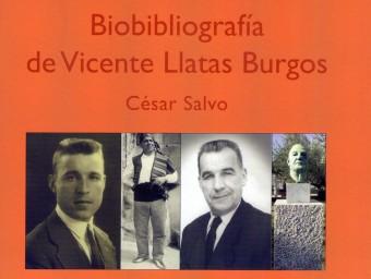 Coberta del llibre recopilat per Cèsar Salvo.