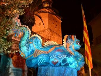 El drac de Sitges