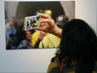 L'exposició 'Tossudament', que Iconna ja ha presentat a Girona i a Barcelona, es podrà veure també a l'Off MANEL LLADÓ