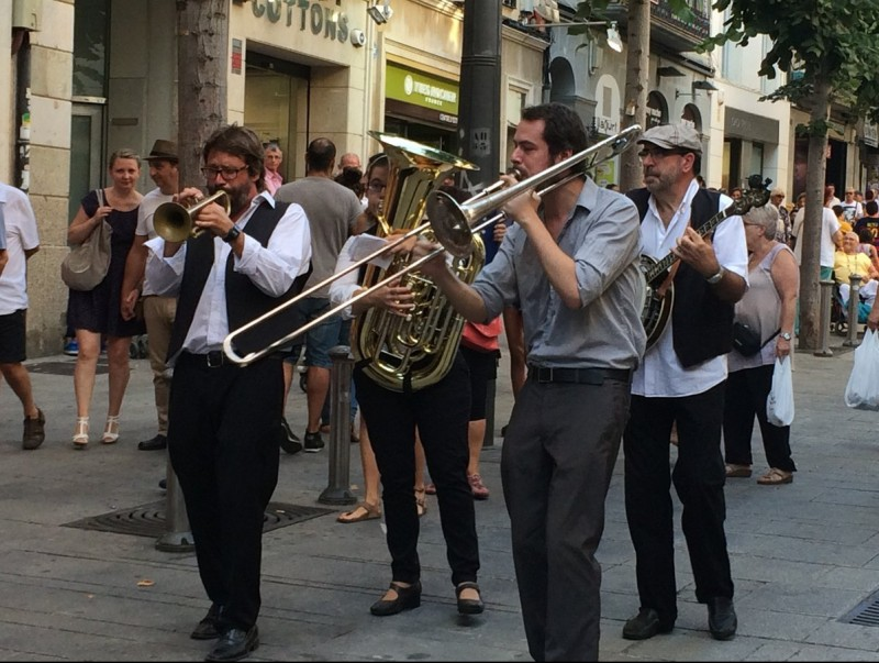 Tast Jazz - July 2 - Arbeca