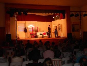 A l'octubre comença aquesta mostra de teatre còmic 'amateur', que permet descobrir tota la comarca CONSELL COMARCAL DE LES GARRIGUES