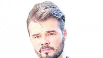 Gabriel Rufián treballa en selecció i formació de personal JUANMA RAMOS