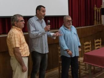 Josep Masoliver, Josep Oliva i Miquel Ruiz