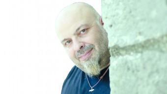 Francesc Ribera, és cantant i regidor de la CUP QUIM PUIG