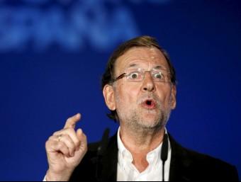 Mariano Rajoy, president del govern espanyol REUTERS