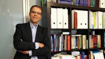 L'economista Oriol Amat és catedràtic a la UPF ELISABETH MAGRE