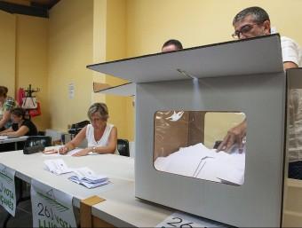 El procés participatiu sobre la creació de la comarca es va celebrar el 26 de juliol a tretze municipis JORDI PUIG