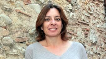 Marta Ball-llosera és la número 2 de la llista encapçalada per Benet Salellas JOAN SABATER