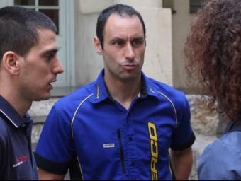 Cabestany, tarragoní i pilot del MC Tarragona FCM