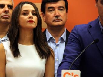 La candidata de Cs, Inés Arrimadas ACN