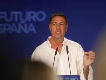 Xavier García Albiol, candidat del PP de Catalunya per al 27-S ORIOL DURAN