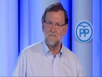 Mariano Rajoy, president del govern espanyol EP