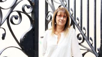 Imma Tubella, catedràtica de comunicació, ahir a Barcelona A. PUIG