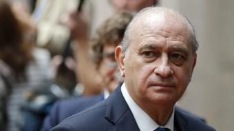 Jorge Fernández Díaz, ministre de l'Interior, en una imatge d'arxiu