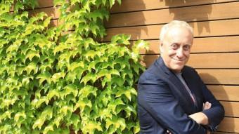 Josep Maria Mainat, ahir a les entrevistes de Reset TV ANDREU PUIG