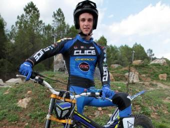 Miquel Gelabert, al mundial absolut 2016 JOAN SABATER