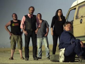 Els protagonistes del vídeo electoral de la CUP