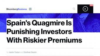 Captura de la web de Bloomberg