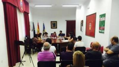 Sessió de la Corporació de Benilloba. EL PUNT AVUI