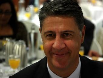 Xavier García Albiol, aquest dijous a Barcelona ACN