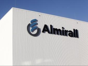 Seu de l'empresa farmacèutica Almirall EUROPA PRESS