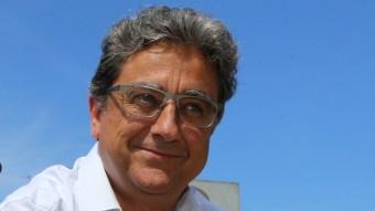 Enric Millo, que serà de nou diputat al Parlament. M. LLADÓ