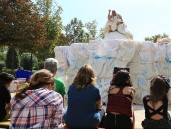 L'espectacle iceberg