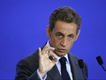 L'expresident francès Nicolas Sarkozy REUTERS