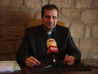 El bisbe de Solsona, Xavier Novell ACN