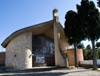 L'ermita on faran els actes de la celebració EPN