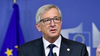 El president de la CE, Jean-Claude Juncker REUTERS
