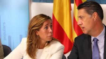 Camacho i Albiol a l'executiva del PP ACN
