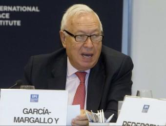 García-Margallo, en un acte recent EFE