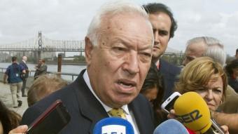 El ministre d'Exteriors espanyol, José Manuel García Margallo EFE