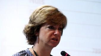 La consellera de Governació, Meritxell Borràs, ha donat a conèixer aquest dimecres la participació i els resultats de la votació des de l'exterior ACN