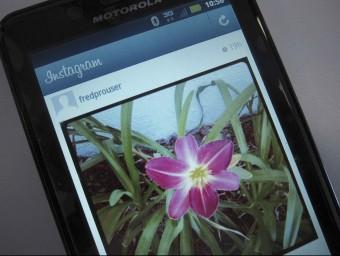 Instagram va néixer com un sistema de localització que va derivar en una xarxa social de fotos.  REUTERS