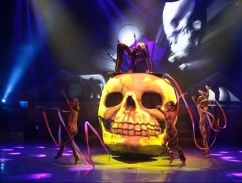 Halloween Escape és una altra dels espectacles estrella que es podrà veure al parc fins el 15 de novembre, J. FERNÀNDEZ