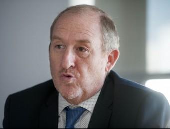 Joan Aregio, secretari general d'Ocupació i Relacions Laborals JOSEP LOSADA